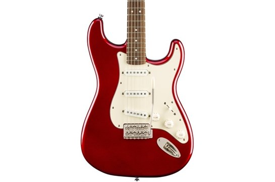 Squier Classic Vibe '60's Stratocaster (Candy Apple Red)