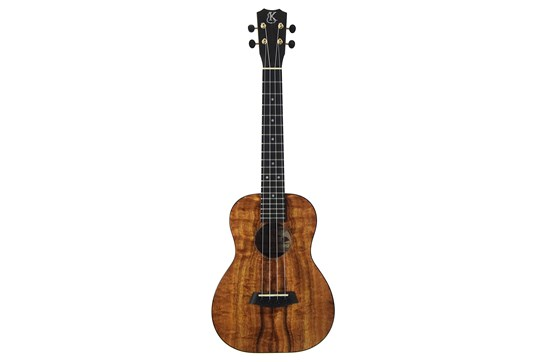 Kanile`a K2 Premium Curly Koa High Gloss Tenor Ukulele