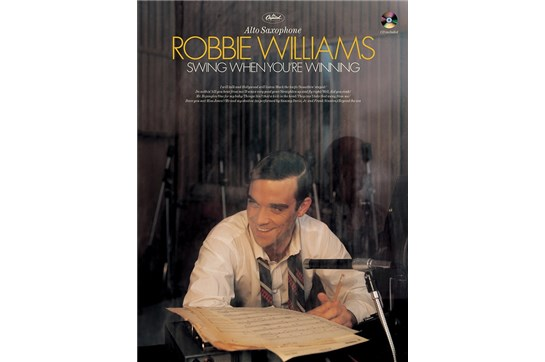 Robbie Williams: Swing When You're Winning - Flute