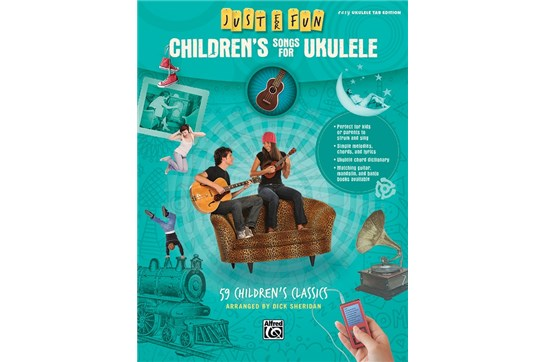 Just For Fun Children's Songs for Ukulele