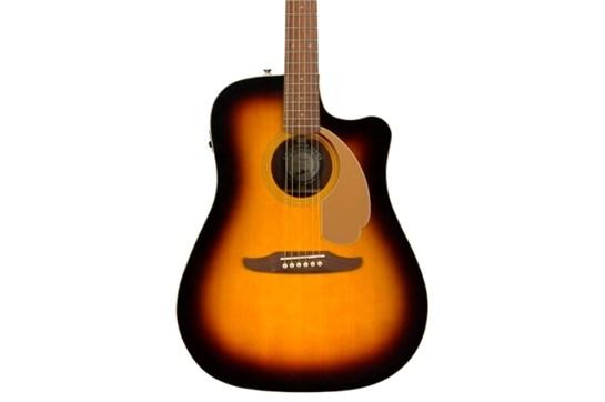Fender Redondo Player Acoustic - Sunburst