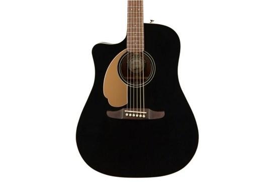 Fender Redondo Player Left-Handed - Black