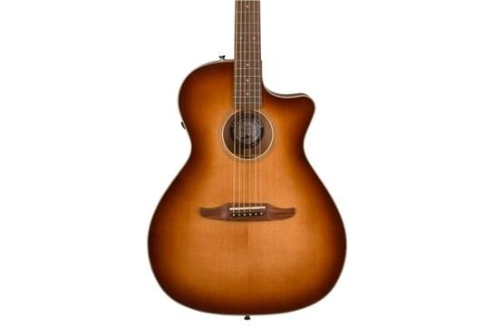 Fender Newporter Classic - Aged Cognac Burst