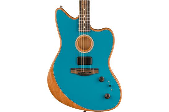 Fender Acoustasonic Jazzmaster - Ocean Turquoise