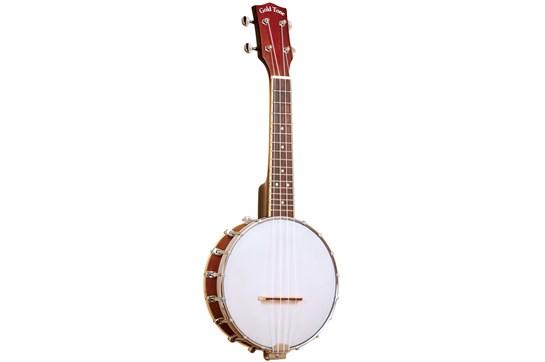 Gold Tone 4 String Soprano Scale w/Case BUS Banjo Uke