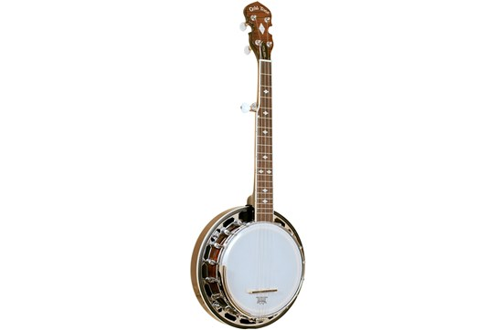 Gold Tone 5 String Bluegrass Mini Resonator BG-MINI Banjo