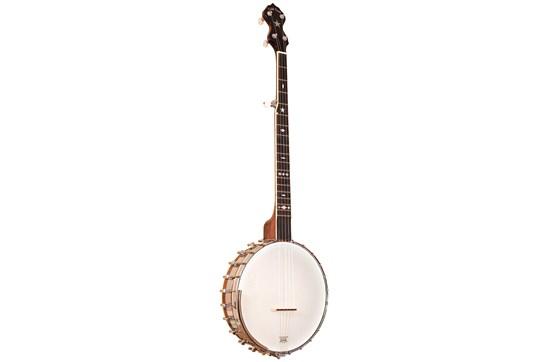 Gold Tone 5 String Old Tone Openback Tubaphone Style Banjo