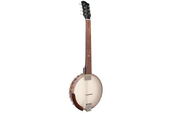 Gold Tone 7 String Wayne Rogers Banjo Guitar Banjitar