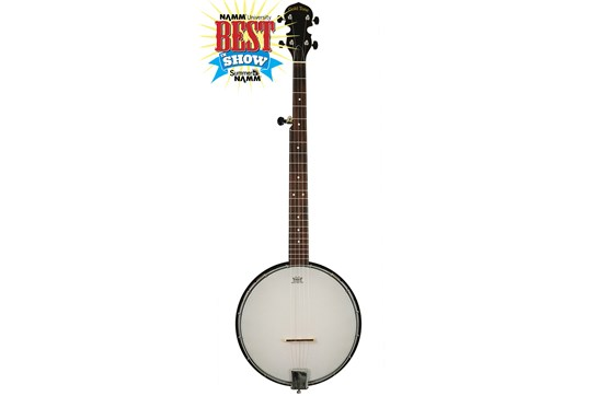 Gold Tone AC-1 5-String Openback Banjo with Gig Bag