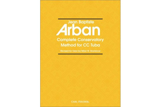 Arban: Complete Conservatory Method for Tuba