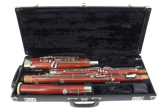 Used Bundy Bassoon