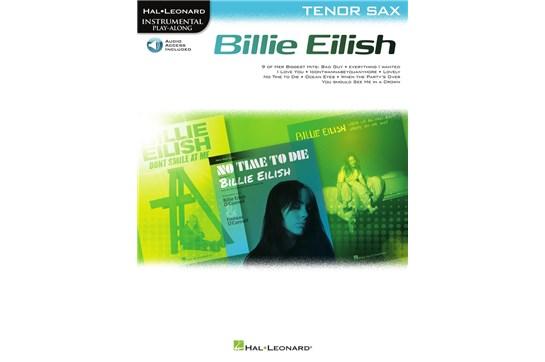 Billie Eilish Play-Along (Tenor Sax)