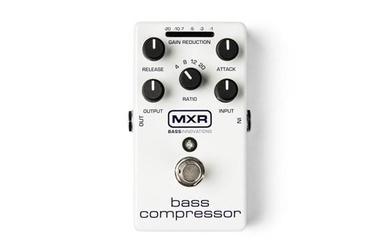MXR Bass Compressor Pedal