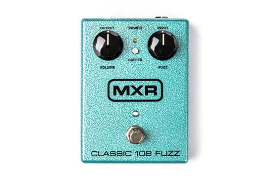 MXR Classic 108 Fuzz Pedal