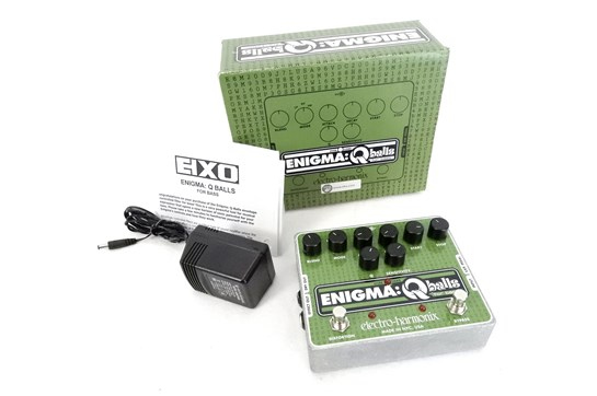 Electro-Harmonix Enigma Q Balls Bass - Used