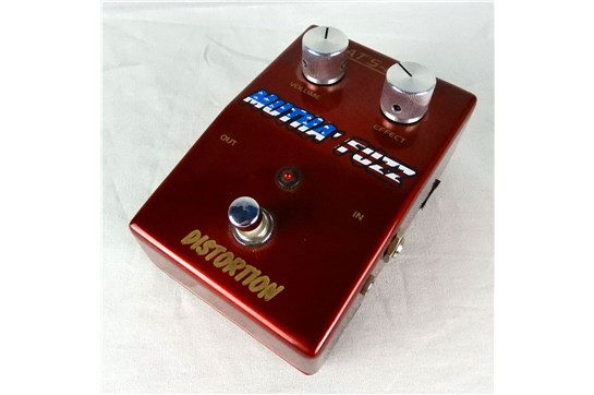 Cat's Eye Mutha Fuzz Red - Used