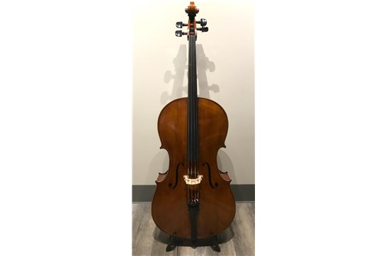 2017 Calin Wulter Model #4 Apprentice Deluxe 4/4 Cello