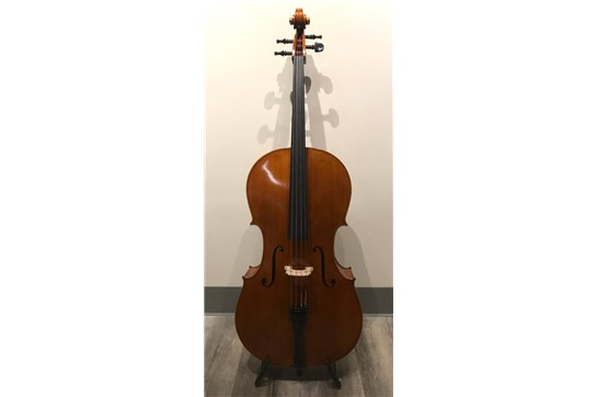 2017 Calin Wulter Model #6 Guarneri 4/4 Cello