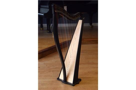 Dusty Strings Ravenna 34 Lever Harp