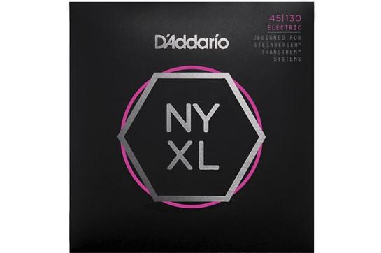 D'Addario NYXL45130 Light 5-String Bass Strings