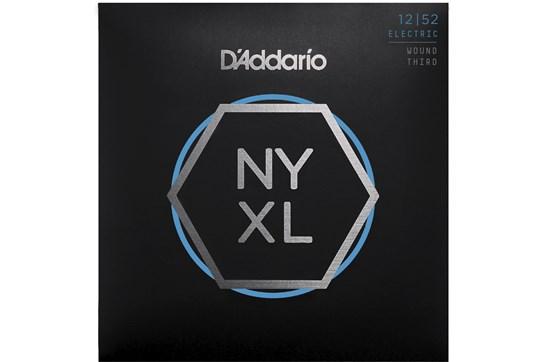 D'Addario NYXL1252W Light Electric Strings