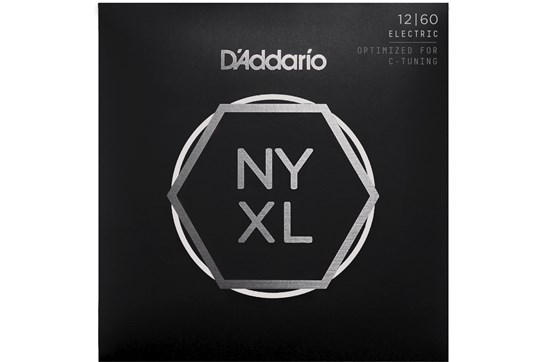 D'Addario NYXL1260 Extra Heavy Electric Strings