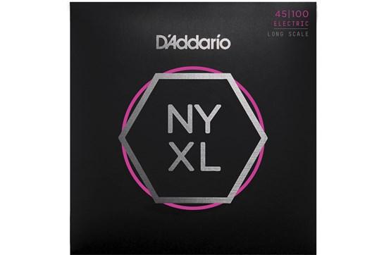D'Addario NYXL45100 Light Long Scale Bass Strings