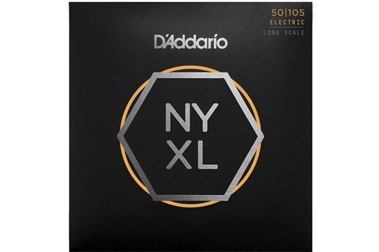 D'Addario NYXL50105 Medium Long Scale Bass Strings