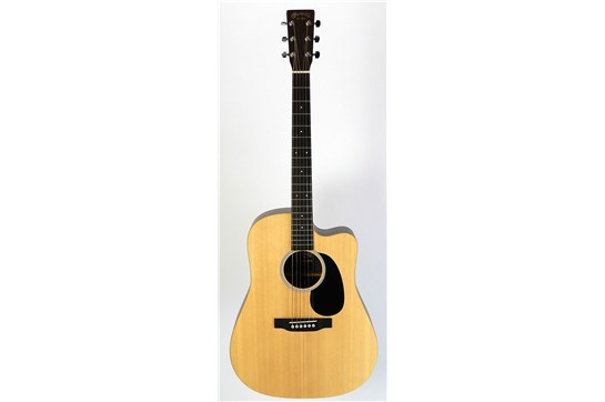 Martin DCX1AE Macassar Acoustic Electric *Cracked Top* Natural - Used