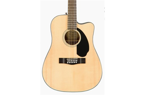 Fender CD-60SCE 12 String Acoustic (Natural)