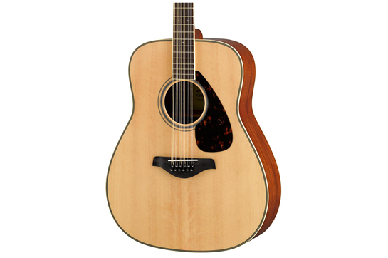 Yamaha FG820 Acoustic 12 String (Natural)