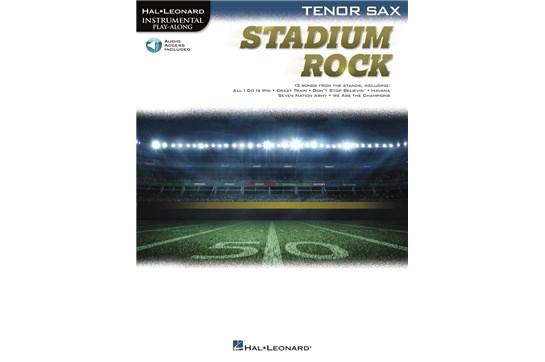 Stadium Rock for Tenor Sax