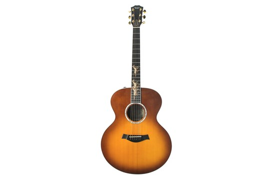 Taylor RH-LTD Running Horses Limited Electric Acoustic w/ OHSC & Case Candy 2003 Natural - Used