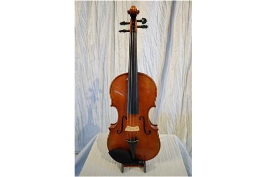 Pre-Owned 4/4 Wilhelm Klier VL702 Violin