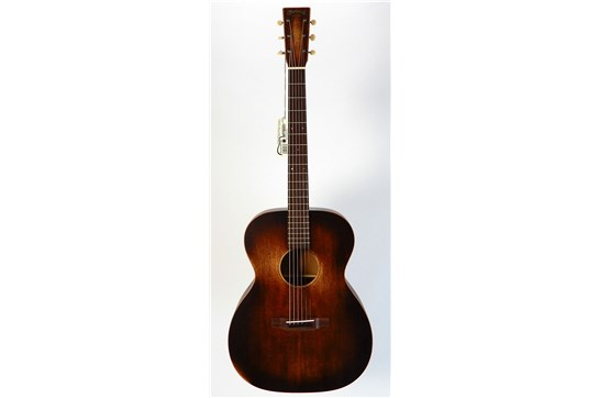 Used 2018 Martin 000-15M StreetMaster (Natural Distressed)