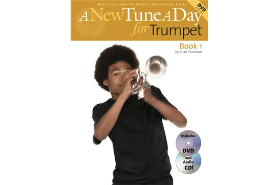 A New Tune A Day, Book 1 - Trumpet (DVD)