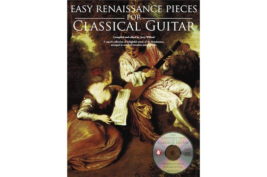 Easy Renaissance Pieces for Classical Guitar