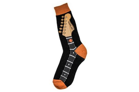 Men's Guitar Neck Socks