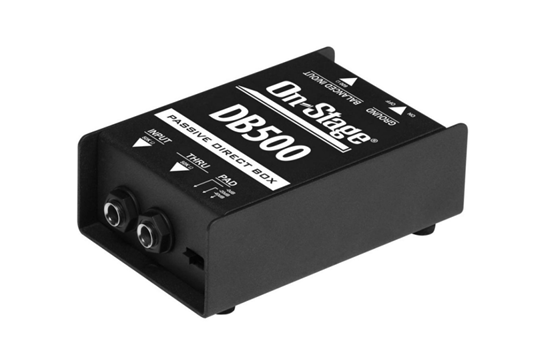 On-Stage DB500 Passive Direct Box