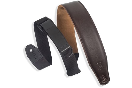 Levy's Right Height Garment Padded Strap - Dark Brown