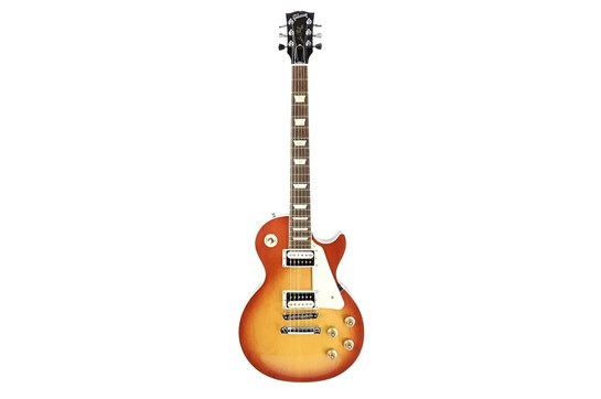 2010 Gibson Les Paul Traditional Pro II Heritage Cherry Burst w/OHSC - Used