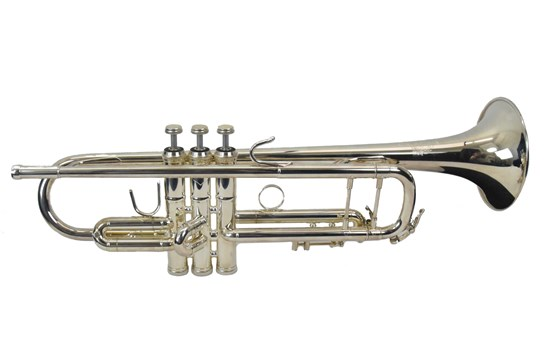 Used B&S Challenger I 3137-S Trumpet