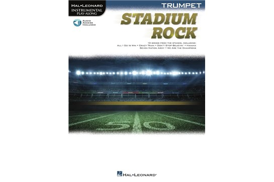 Stadium Rock for Trumpet