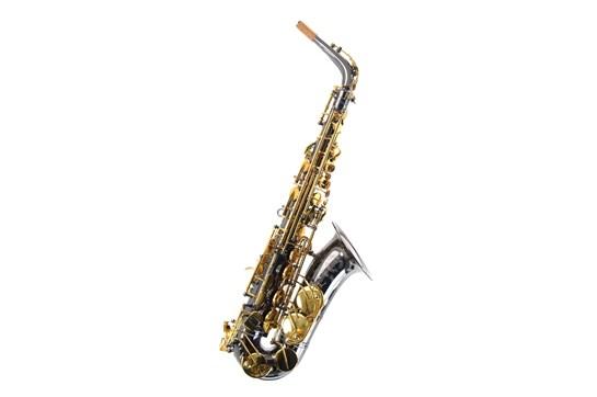 Used - Cannonball A5 Alto Saxophone (Black Lacquer)