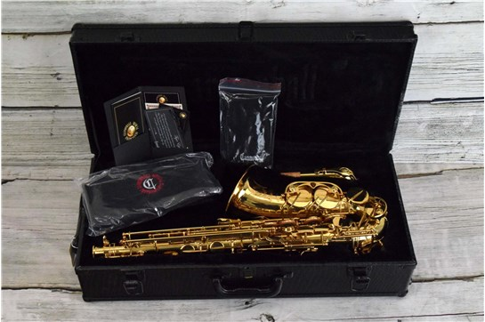 Used 2019 Cannonball A5 Alto Saxophone - Lacquer