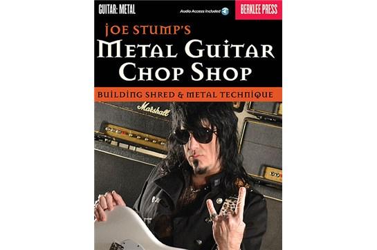 Metal Guitar Chop Shop