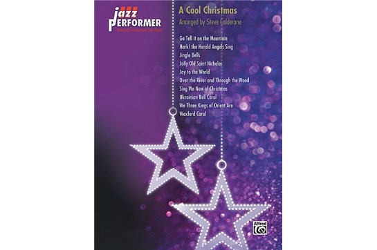 Jazz Performer - A Cool Christmas - Standards for Advanced Piano Solo