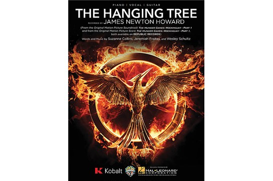 The Hanging Tree (from The Hunger Games: Mockingjay, Part 1) - Piano / Vocal / Guitar Sheet Music