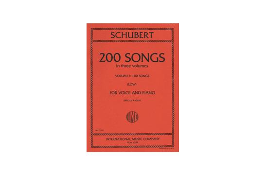 200 Songs (Low) - Volume I