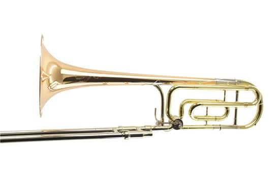 Used King 2104F Trombone (4B) w/case